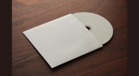 【FREE DOWNLOAD】Paper CD Case Template